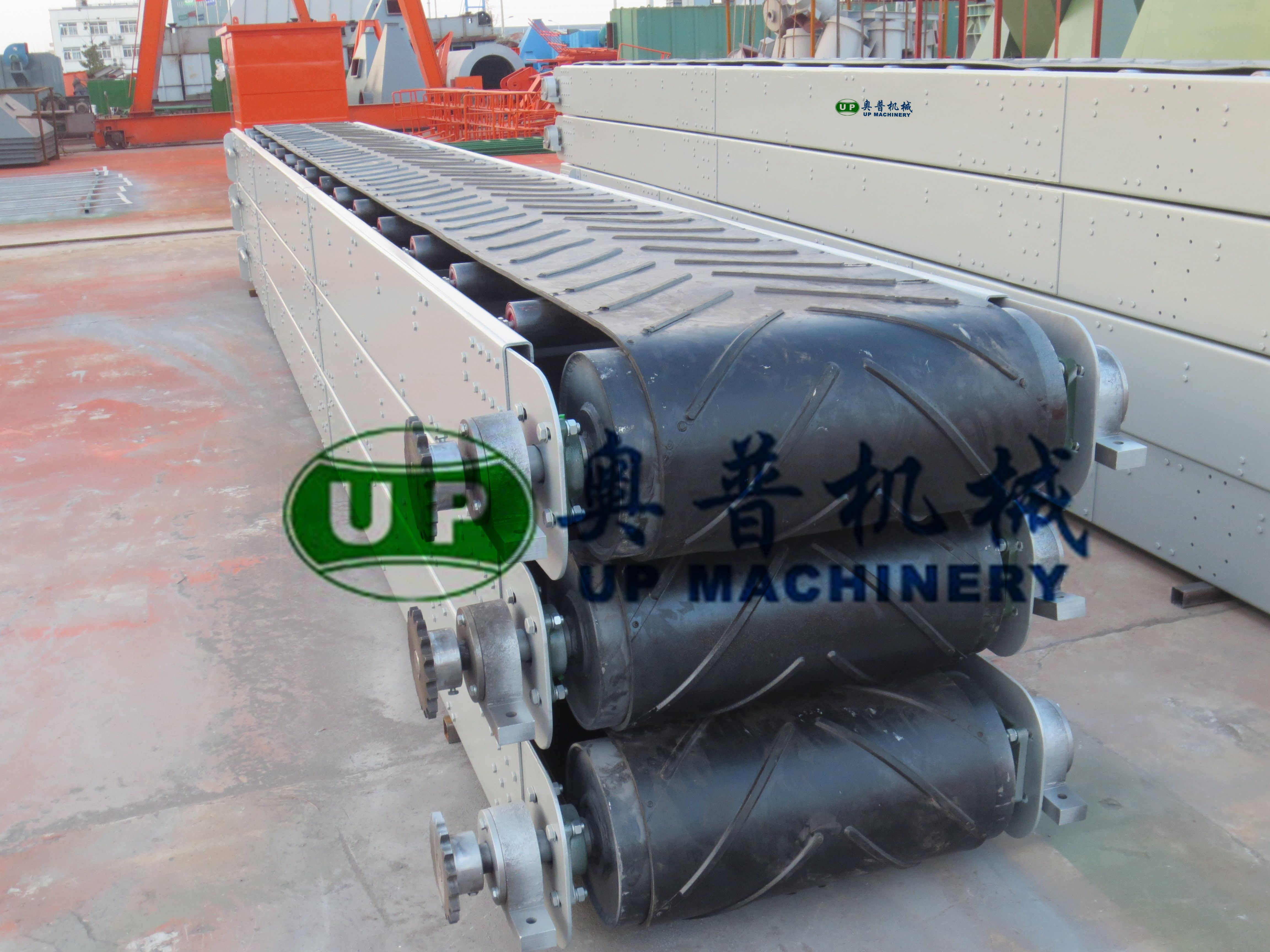Packed Cement Bag Automatic Truck Loader